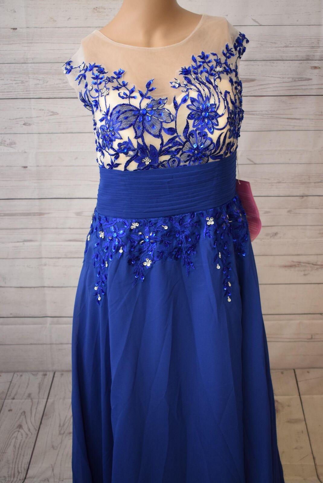 Babyonline Damen Abendkleid Kleid Gr. 40
