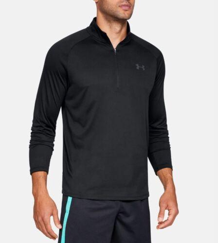 Under Armour Men/'s UA Tech 2.0 1//2 Zip Long Sleeve Shirt Style #1328495