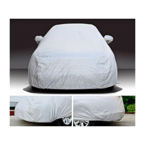 SUV XL Auto Car Cover UV Sun Snow Full Protection Outdoor Super Light Universal