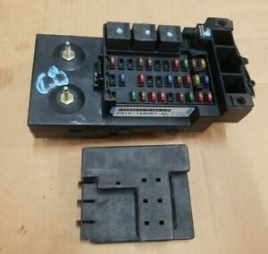 1999 99 FORD F250 F350 SUPER DUTY DIESEL FUSE BOX RELAY ...