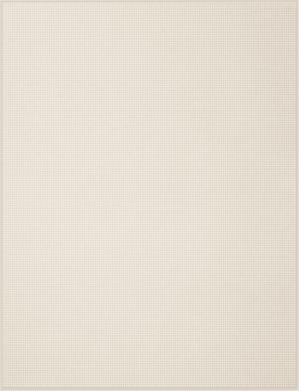 Bocasa Wohndecke Allover Check Feder, Größe 150x200 cm