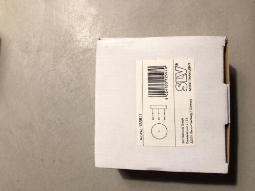 SLV Abhängset für MEDO PRO 60 133811 weiss Pendellampe Zubehör Stahl