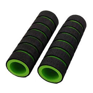 Nonslip-Soft-Foam-Bike-Bicycle-Handle-Bar-Grips-Cover-4-Pcs-DT