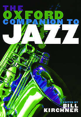 The Oxford Companion to Jazz-ExLibrary