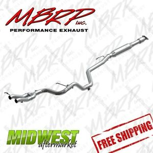 Details about MBRP Cat Back Dual Exhaust System Fits 2013-2017 Hyundai  Veloster Turbo
