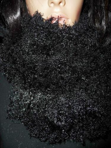 SCIARPA Loop tubo scialle BOA Morbido Morbidoso scarf tube Lunghezza ca 180 cm APP
