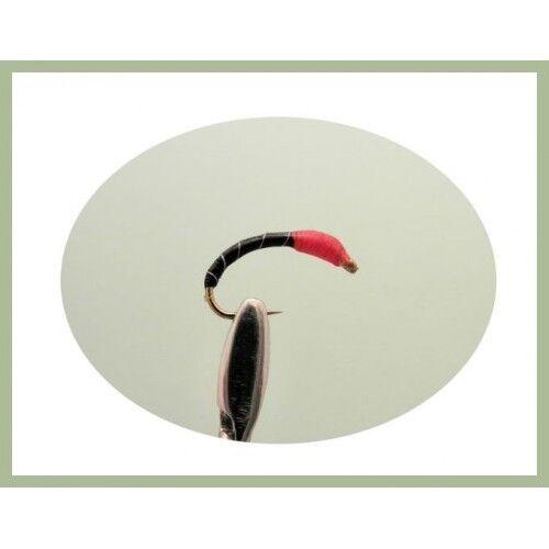 Scelta di Taglie 6 Pack le rosse mosche trota resina epossidica Cicalino Resina EPOSSIDICA Cicalini