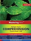 Mastering 11+ Multiple Choice Comprehension: CEM Style Exams: Practice book 1 by Ashkraft Educational (Paperback, 2014)