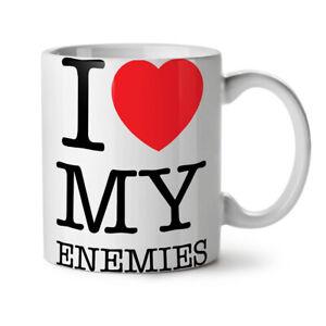 Warrior Fighter NEW White Tea Coffee Mug 11 oz   Wellcoda