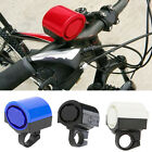 Electronic Loud Bike Horn Cycling Handlebar Alarm Ring Bicycle Bell 4 Color