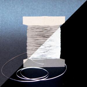 180ft or 60 yard gray knitting yarn Reflective Yarn daylight reflection Thread