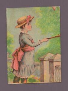 Kitschbild - Kleines Mädchen (i7092)