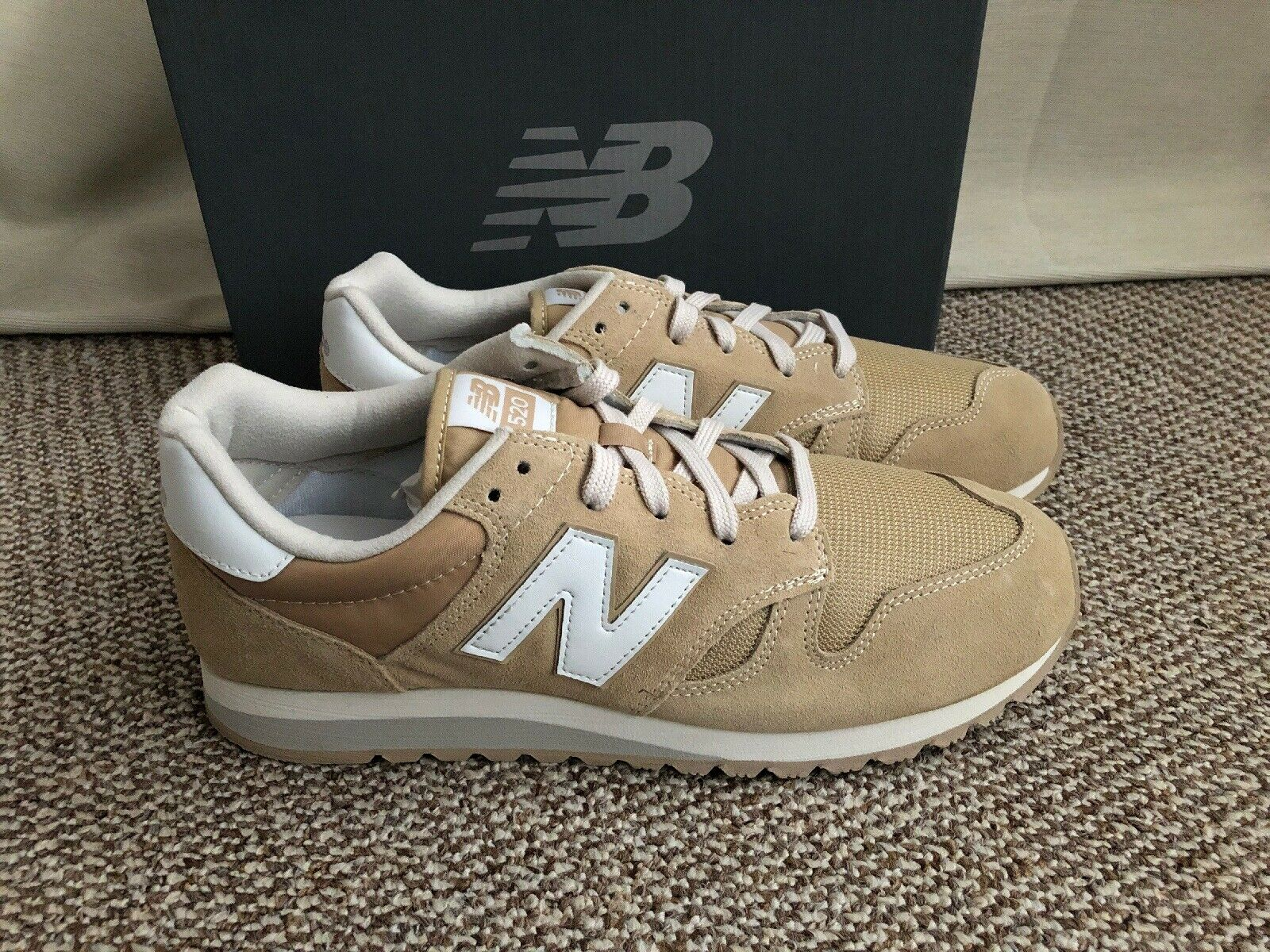 New Balance 520 Mens Trainers Größe UK 10 EUR 44.5