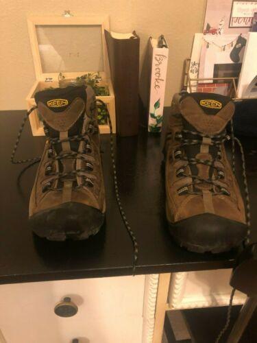 KEEN Targhee II 1008418 Mid Men's Hiking Boots - S