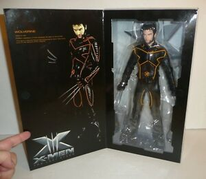 Wolverine-X-Men-1-6-Scale-Figure-The-Last-Stand-Movie-Real-Action-Figurine-Black