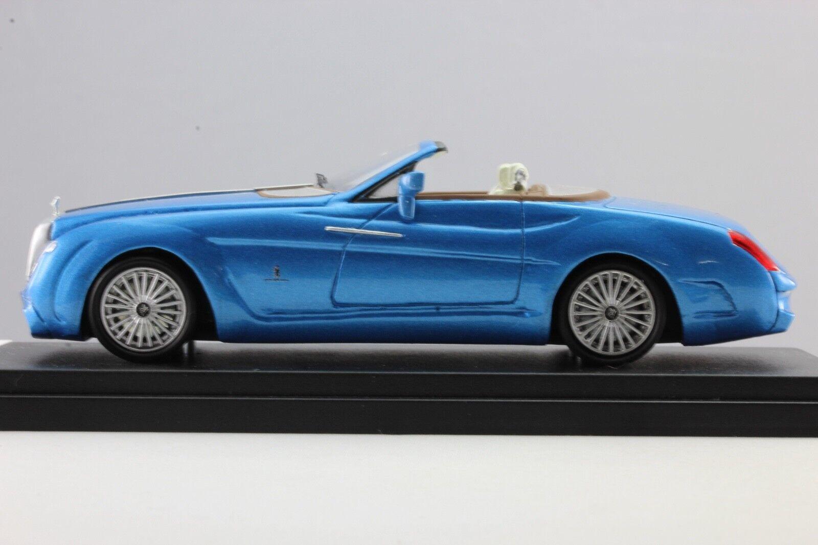 Rolls Royce Hyperion Hyperion Hyperion 2008 positions 1:43 Yow MODELLINI 38 last model car! | Finement Traité  | Fiable Réputation  | Une Grande Variété De Modèles  d7aadb