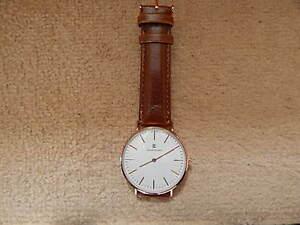 Jacob Ekland Water Resistant Rose Gold Wrist Watch BN No Box - Bridgend, United Kingdom - Jacob Ekland Water Resistant Rose Gold Wrist Watch BN No Box - Bridgend, United Kingdom