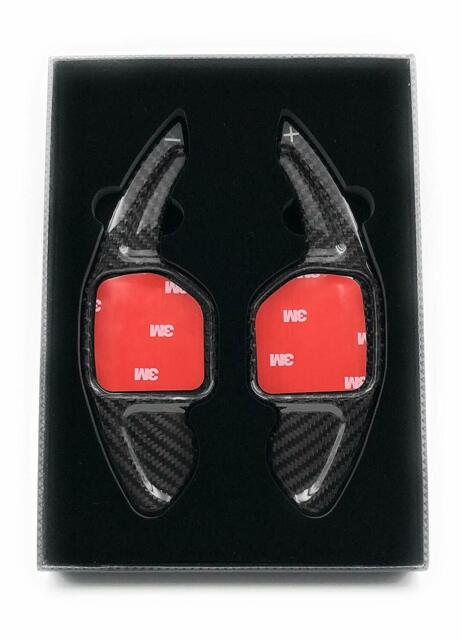 Levas dsg Shift paddle audi a1 8x a3 8v a4 8k b9 a5 4g c7 a6 100% Carbon