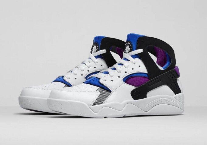 2015 Nike AIR FLIGHT HUARACHE Fab 5 90s Michigan Retro Webber Sneaker Mens 11