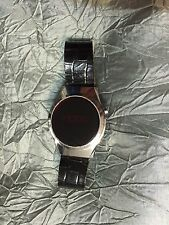 Orologio Vintage Red Led Sysma Anni '70
