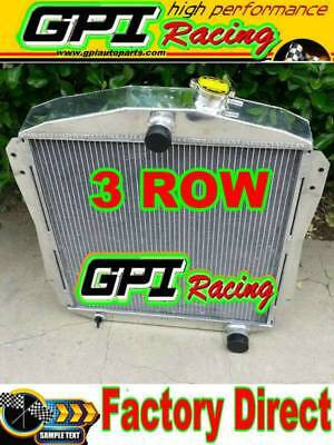56mm aluminum radiator for chevy hot//street rod 6 cylinder MT 1939