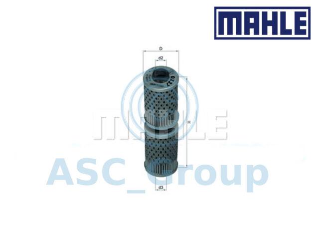 ORIGINAL MAHLE remplacement HUILE MOTEUR Cartouche filtrante OX 37D ox37d