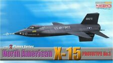 North American X-15 1959 7504019 ATLAS Silver Collection 1:200 New