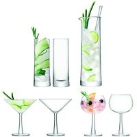 Lsa International Gin Cocktail Set Clear