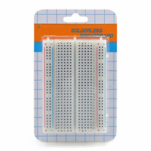 400 Contacts Points Mini Solderless Breadboard Protoboard PCB Test Board love