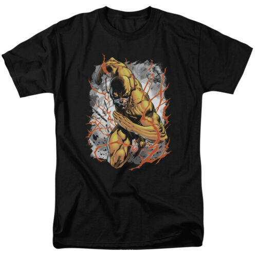 The Flash DC Comics Superhero Reverse Flash Strike Adult T-Shirt Tee