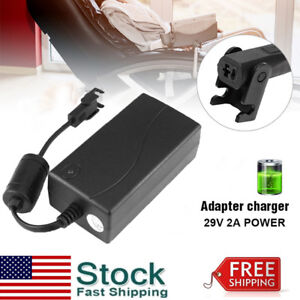 Swell Details About 29V 2A Ac Dc 3Pin Electric Recliner Sofa Chair Adapter Transformer Power Supply Short Links Chair Design For Home Short Linksinfo