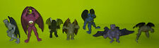 1995 Disney Gargoyles KO 7x Toy Lot Gargoyle Monsters Lexington Goliath Broadway