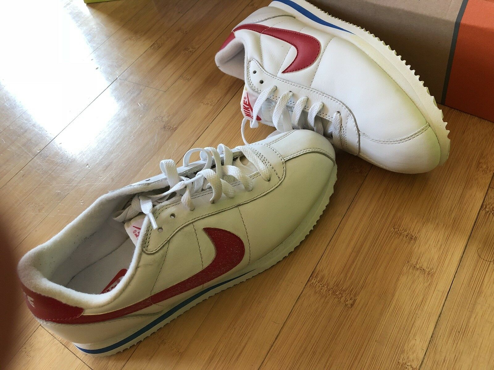 2001 nike forest cortez forest nike gump sz 8,5 f76fe8