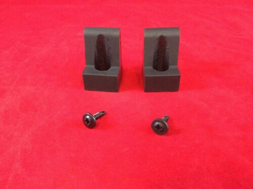 1961-1972 FORD F SERIES TRUCK TAILGATE SUPPORT BUMPER SET WITH HARDWARE