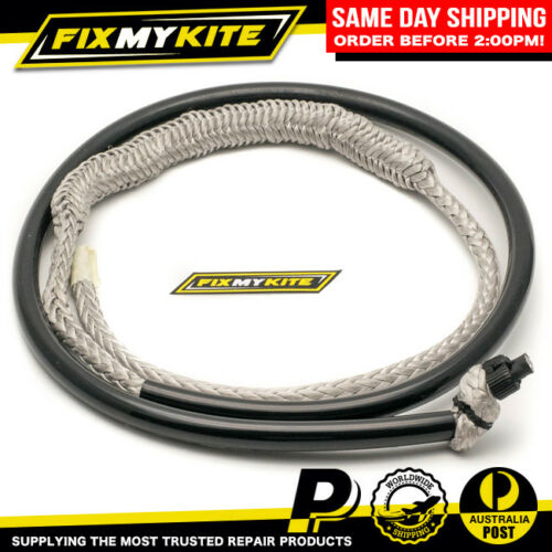 OZONE PU / AMSTEEL / PLASTIC DEPOWER CHICKEN LOOP LINE FOR CONTACT KITESURF BAR