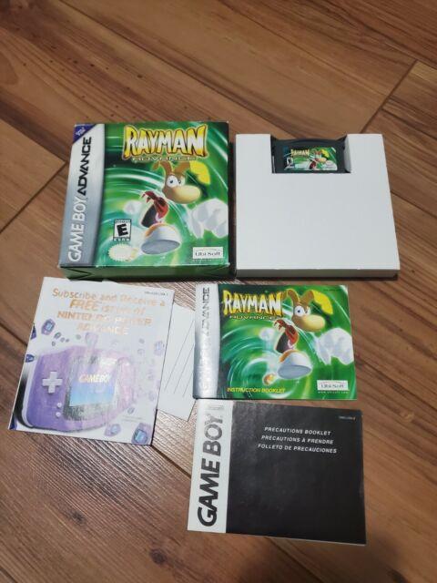 Rayman Advance - Game Boy Advance (GBA) COMPLETE! BOXED