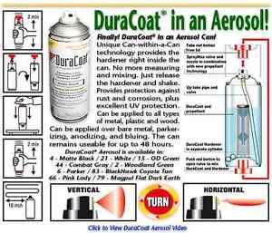 DuraCoat UV Firearm Finish - Aerosol Can Only - #106 CADPAT Light Green