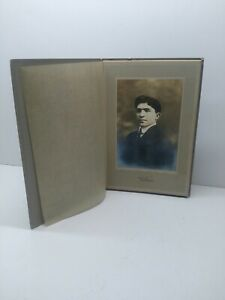 Antique Photo In Cabinet Card From Early 1900's Rare Excellent Condition