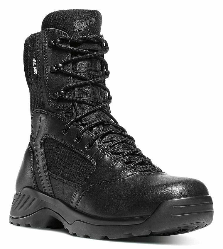 Danner Kinetic GTX 8 inch Plain Toe Police Uniform Boots - 28010 All Sizes Avail