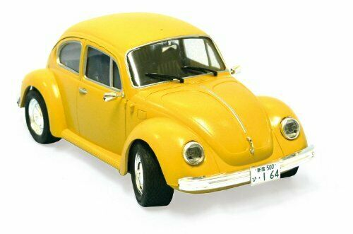 Aoshima 1 24 Beetle of Agasa [Detective Conan] Plastic Model Kit NEW from Japan
