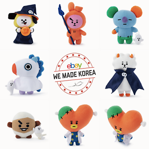 BT21-2019-Halloween-Standing-Doll-Limited-Edition-Official-K-Pop-Authentic-MD