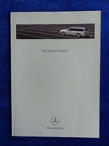 Mercedes-Benz-E-Klasse-T-Modelle-E-55-AMG-Typ-S210-Prospekt-Brochure-07-1999