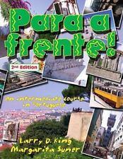 Para a Frente!: An Intermediate Course in Portuguese Portuguese and English Edi