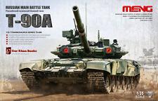 Meng Model TS-006 1/35 Russian Main Battle Tank T-90A
