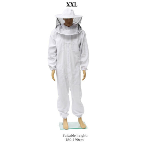 1304 Anti Peak Bee Coat Protective Suit Whole Body Protection Practical