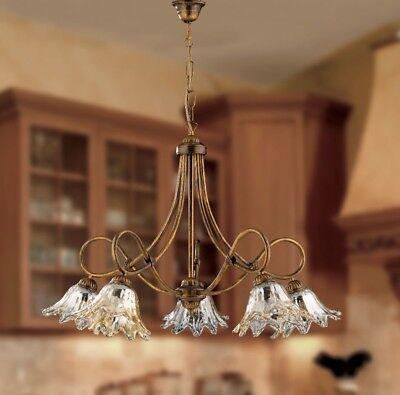 lampadari per camera arte povera