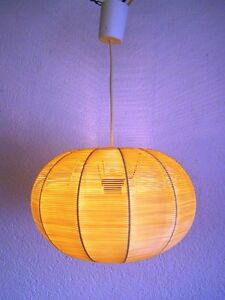 ancien lustre space age panton re lampe ann es 70er design lampe boule ebay. Black Bedroom Furniture Sets. Home Design Ideas