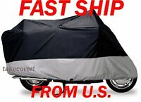 Suzuki M 109 R M109 M109r 109r B/s Motorcycle Cover With Air Vents T X