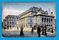 866 ▶ AK Wien Viden C. K. Operni Divadlo 1915