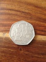 A Rare 2006 Victoria Cross 50p Coin Vc
